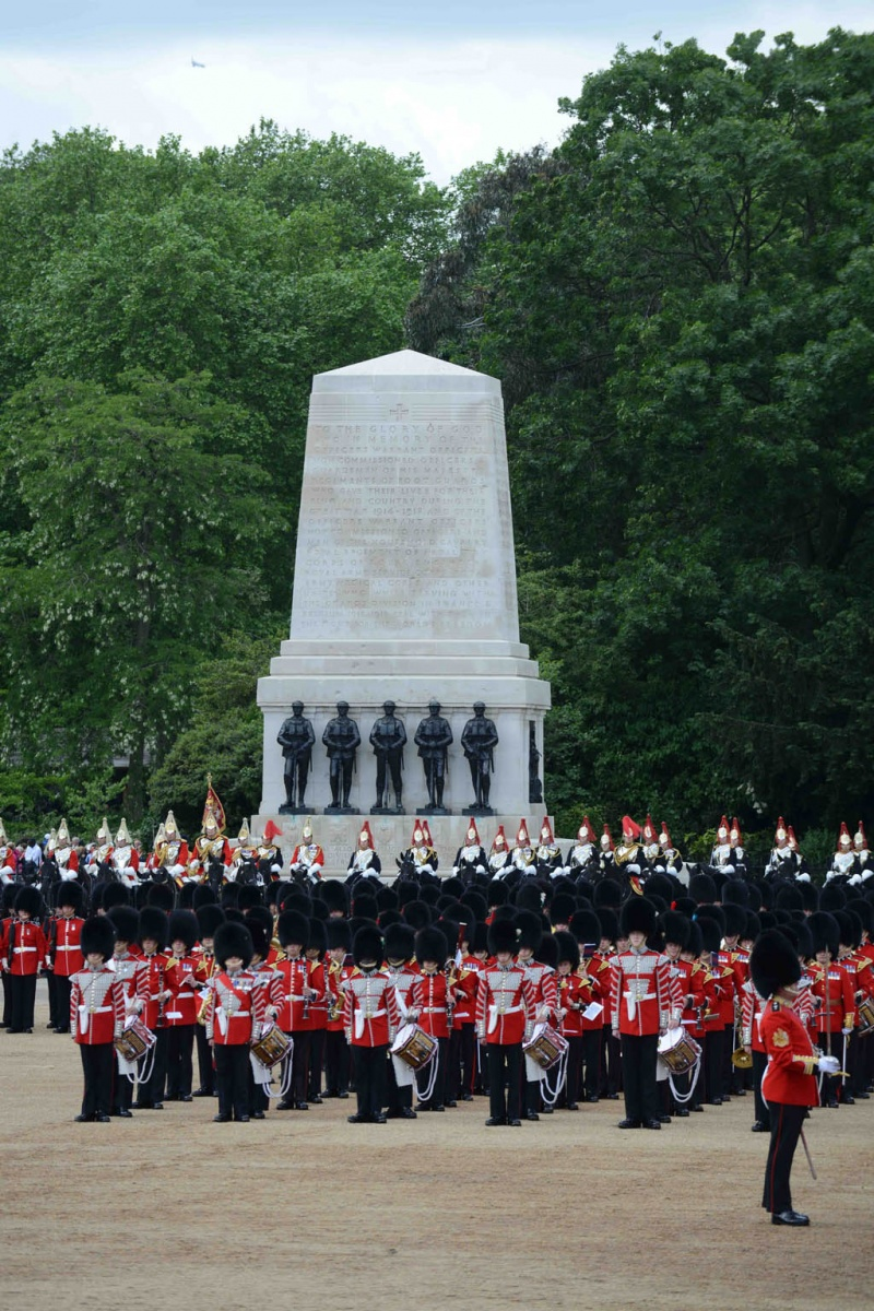 Gallery - Trooping the Colour - Ceremonial Events - The