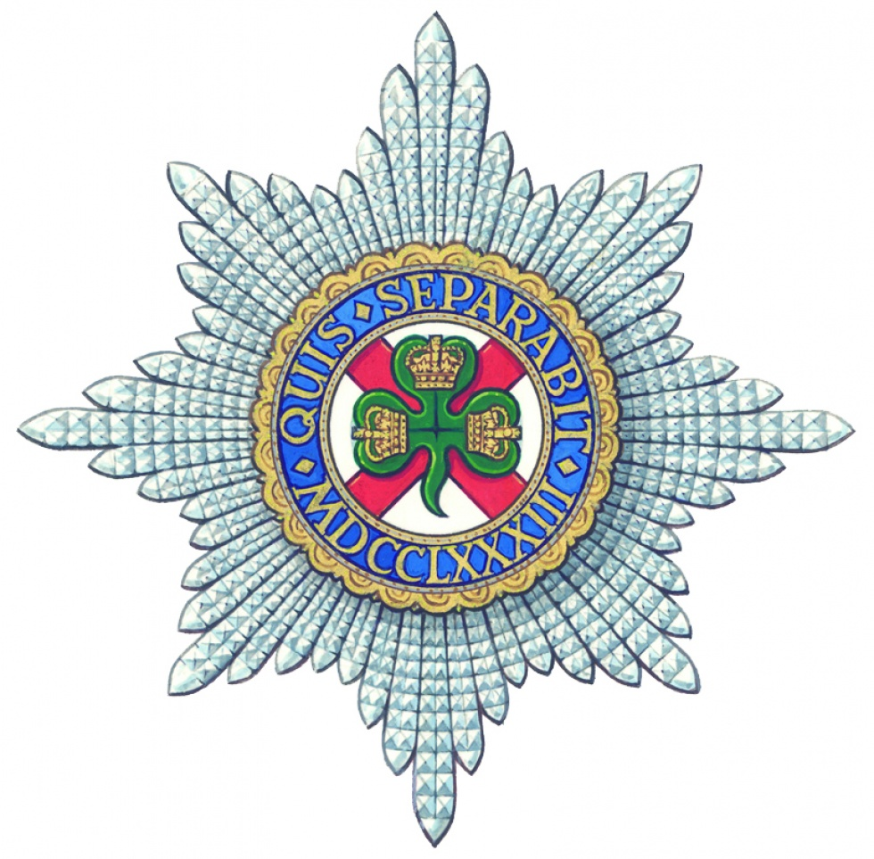 Irish Regiments Logo