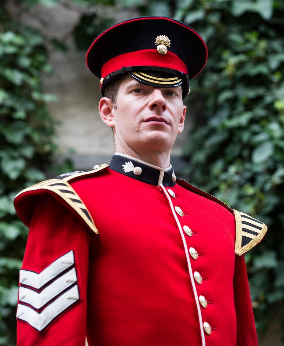 Lance Sergeant Ian Shepherd