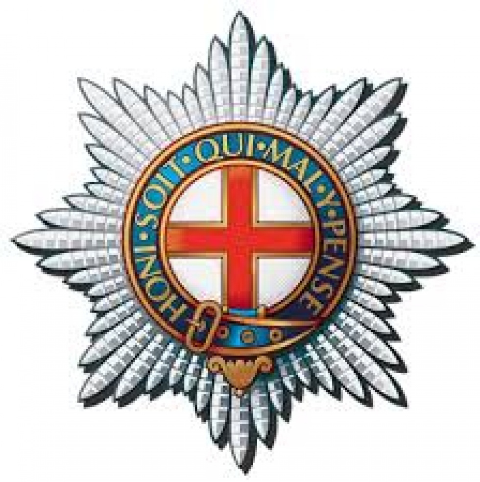 Coldstream Regiment Logo