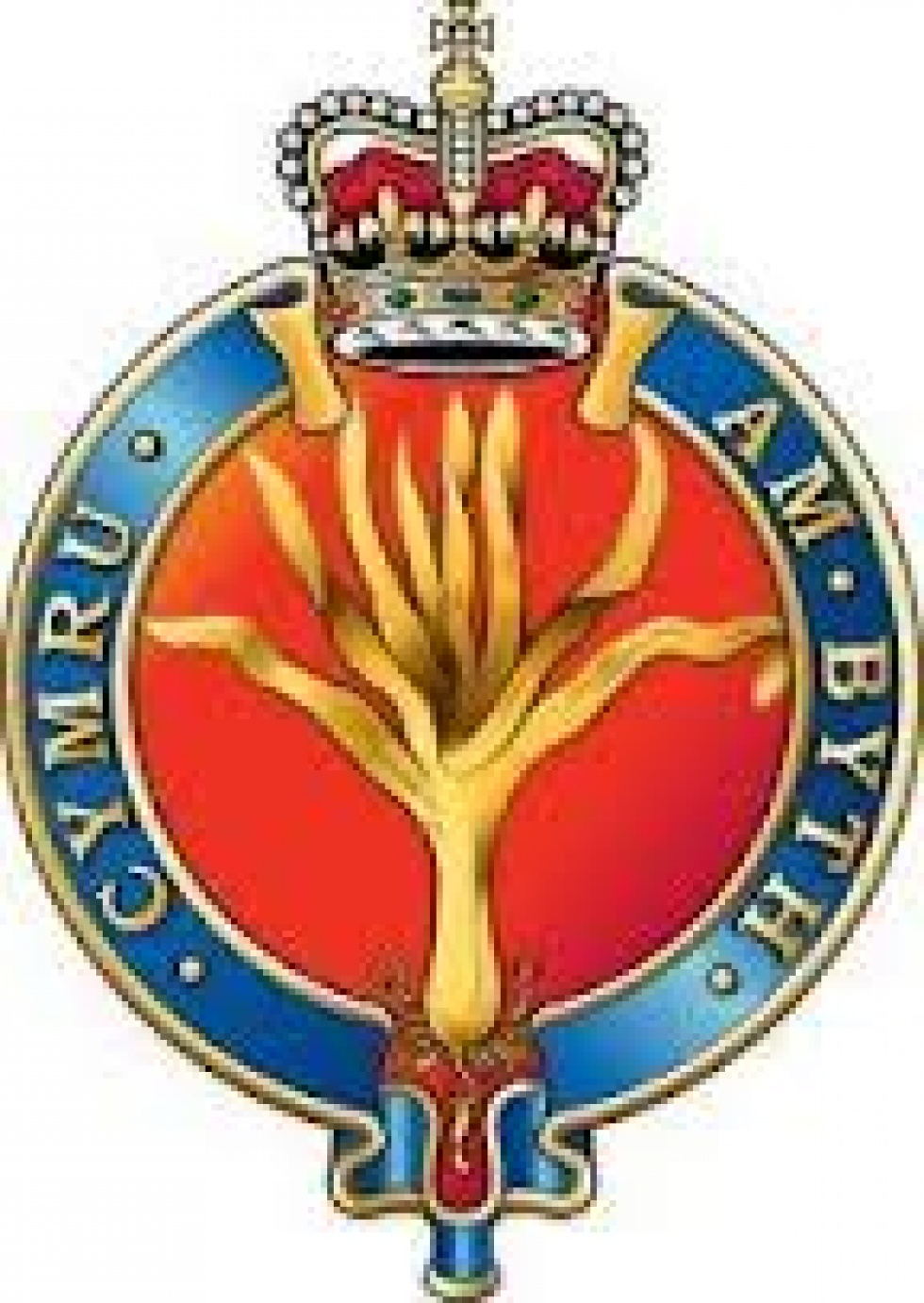 Welsh Regiment Logo