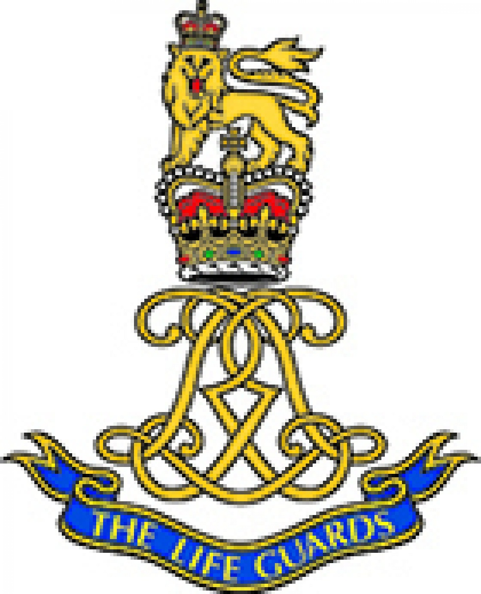 Life Guards Regiment Logo