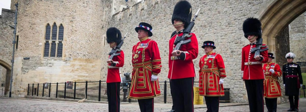 Tower Of London Key Ceremony Tour