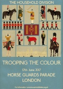 2017 Trooping the Colour
