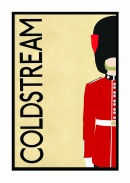 Coldstream Guards - A3 size