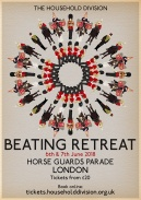 Beating Retreat 2018 - A3 size
