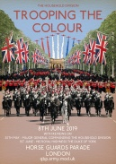 Trooping the Colour 2019 - A3 size