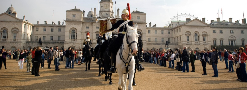 The Queen's Life Guard - Ceremonial Events - The Household